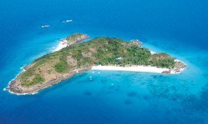 The castaway island of Constance Tsarabanjina, Madagascar