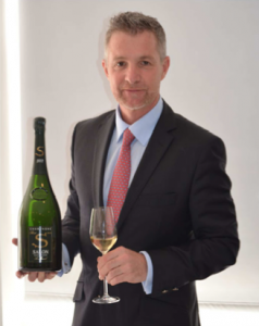 Didier Depond brings Champagne Salon 2002 to Constance