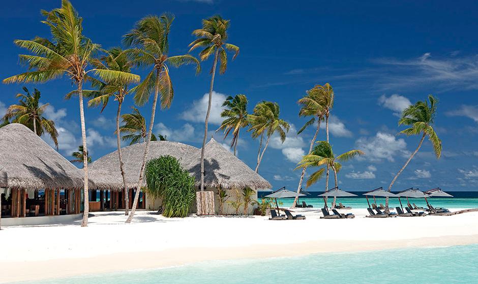 An island paradise