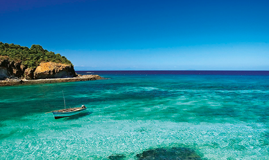 Constance Tsarabanjina, Madagascar