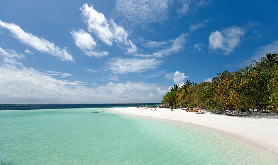 Sun, sea & sand - what more could you wish for?