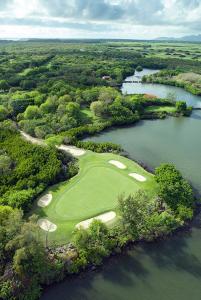 Golf in Mauritius