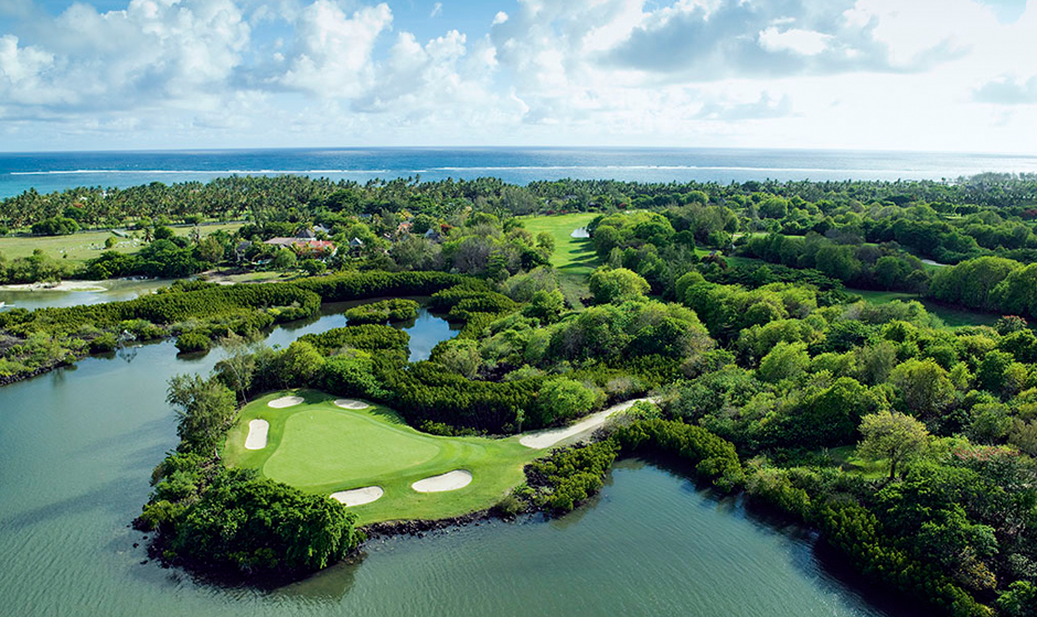 The Legend golf course, Constance Belle Mare Plage