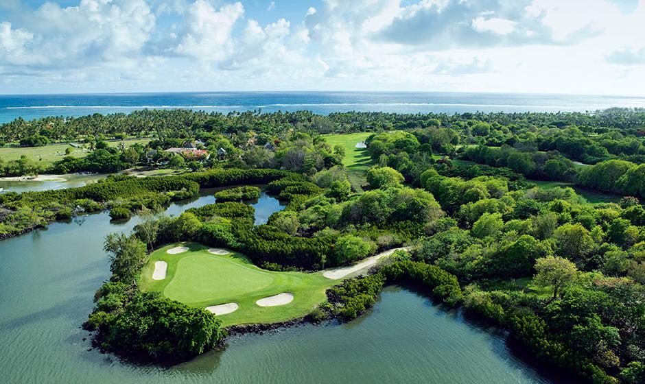 The Legend golf course, Constance Belle Mare Plage