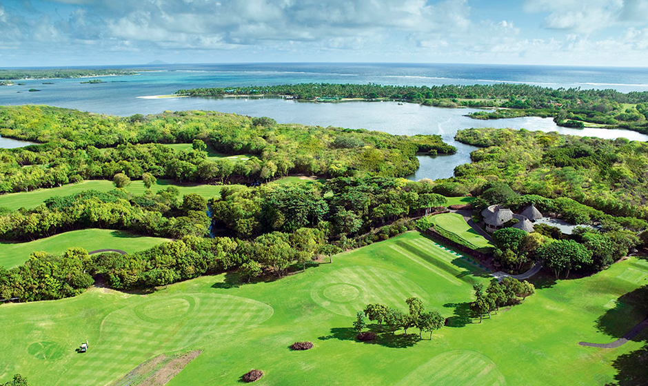World class golf courses in Mauritius