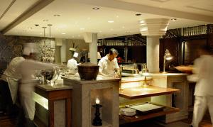 Constance Le Prince Maurice's Archipel restaurant