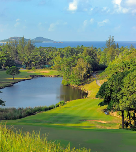 Golf holidays at Constance Lémuria, Seychelles