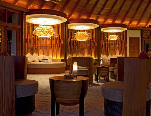 Jahaz, Constance Halaveli Resort, Maldives