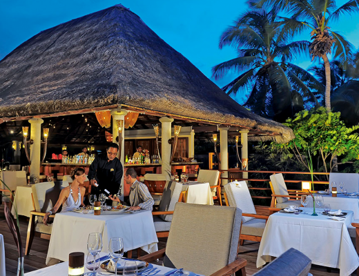 The Seahorse Restaurant, Constance Lémuria