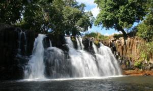 Rochester Falls. Mauritius