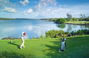 Golf at Constance Belle Mare Plage