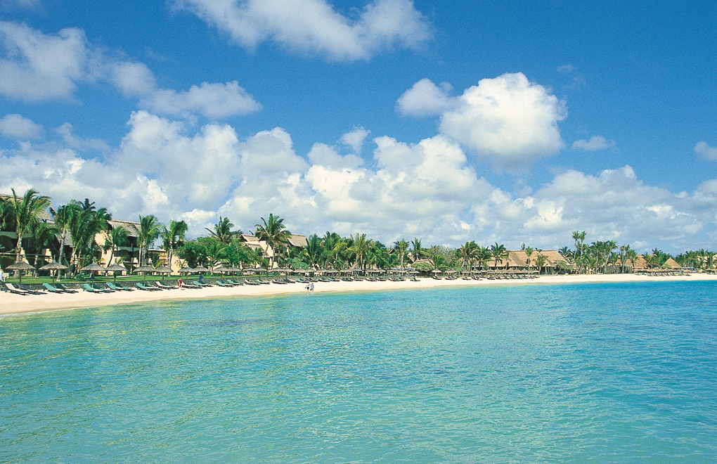 Constance Belle Mare Plage - can you think of a better place to brush away those winter blues?