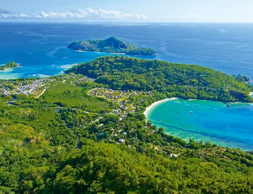 Constance Ephélia, Seychelles