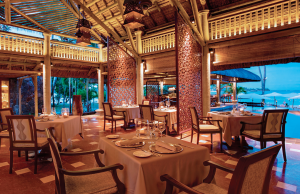 Experience a menu inspired by the Vendée region at Constance Le Prince Maurice