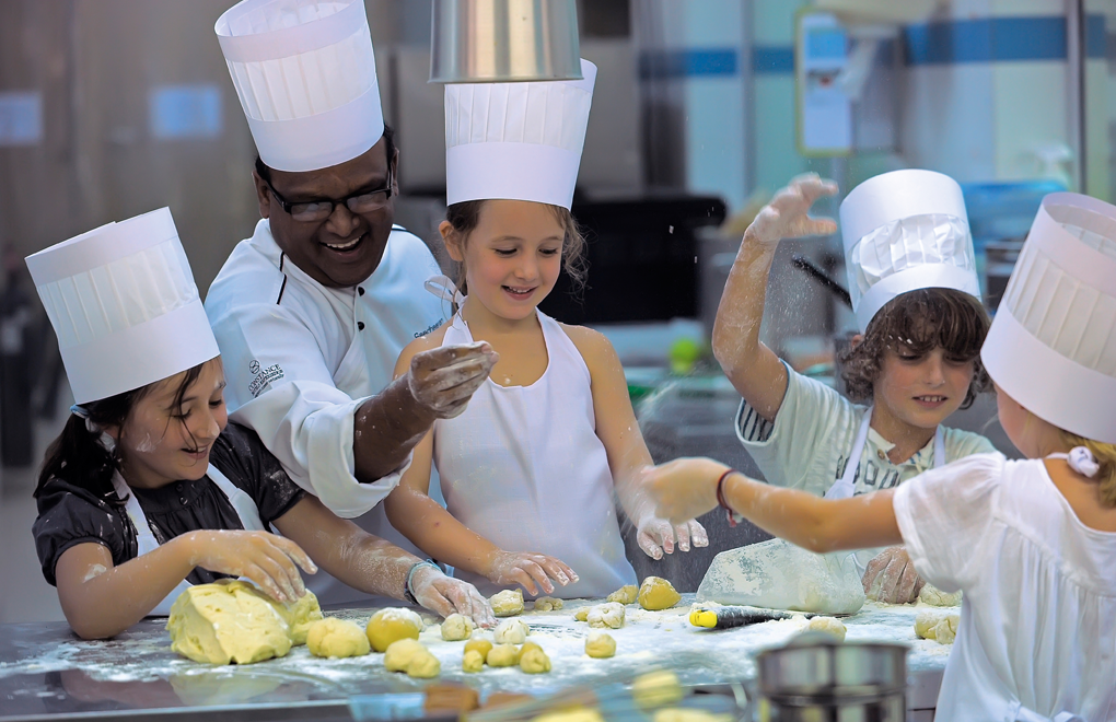 Family holiday: Culinary fun at Constance Kids' Club