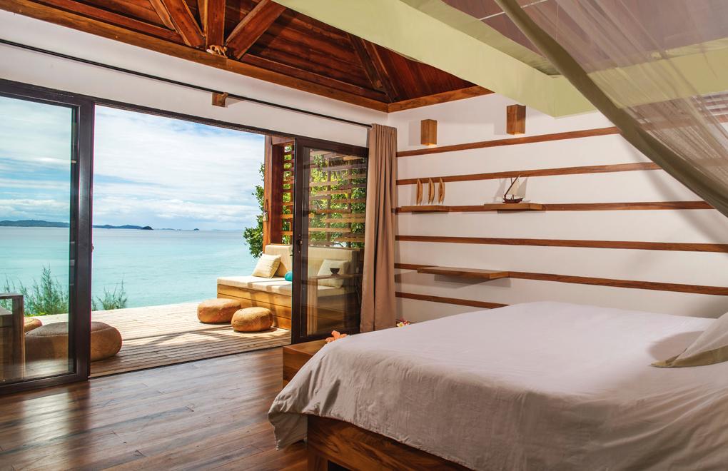 Constance Tsarabanjina's Beach Villa