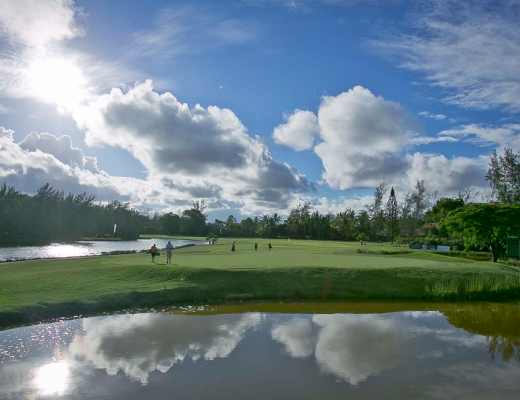 The MCB Tour Championship at Constance Belle Mare Plage