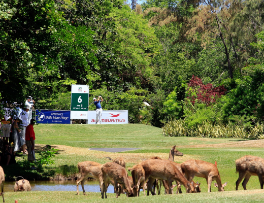 The MCB Tour Championship at Constance Belle Mare Plage, Mauritius