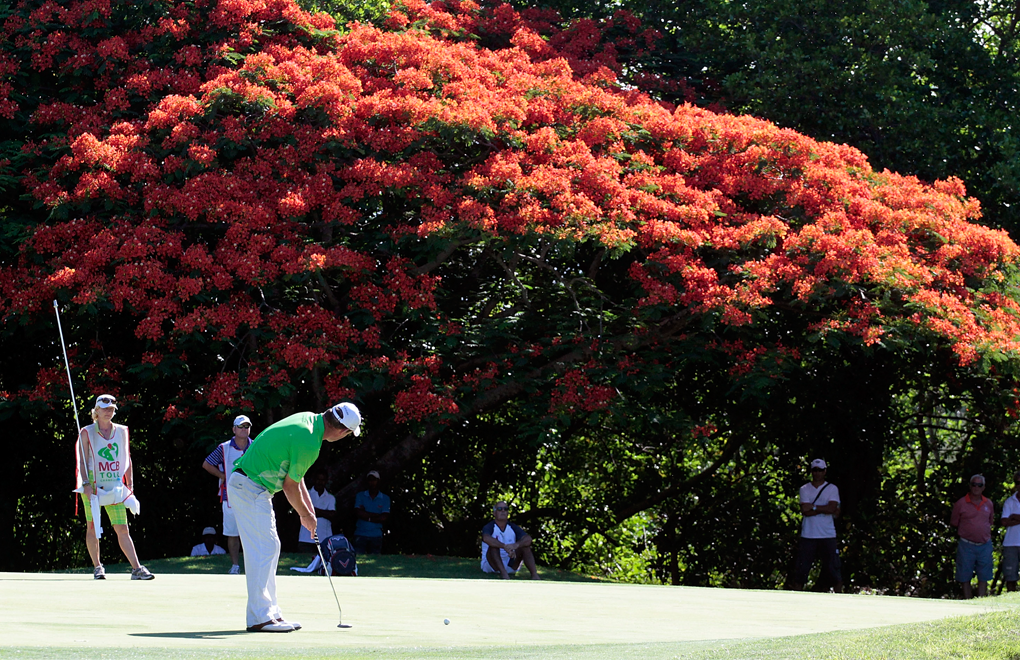 Paul Wesselingh at the MCB Tour Championship
