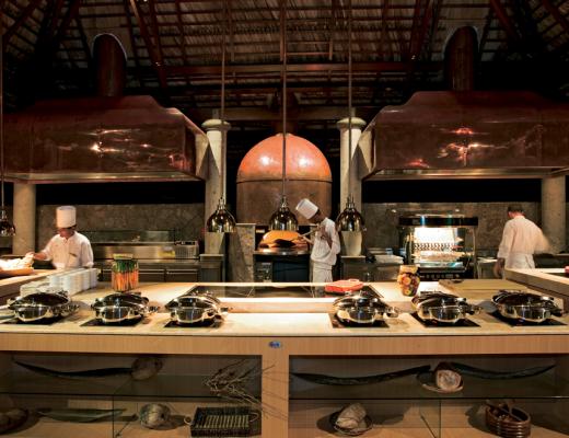 The Legend Restaurant, Constance Lémuria, Seychelles