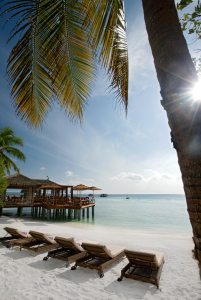 Constance Moofushi, featured in the TripAdvisor Top 25 Hotels in the World