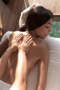 Massage your worries away