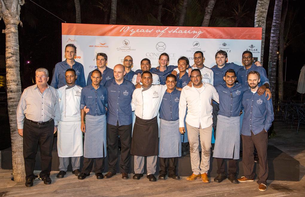 The Festival Culinaire Bernard Loiseau