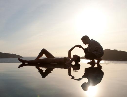 Honeymoons at Constance Ephélia, Seychelles