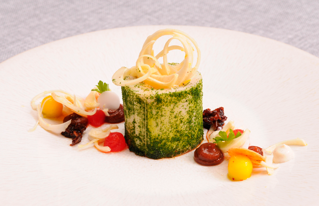 Dishes from the Festival Culinaire Bernard Loiseau 2015