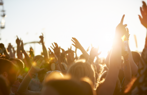 Which music festivals have caught your eye?