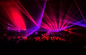 Amazing light & stage displays