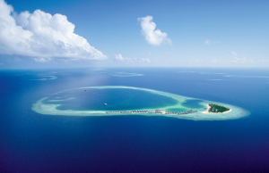 Constance Halaveli, named the Maldives' Leading Luxury Resort 2015