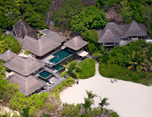 Luxurious experiences at Constance Lémuria, Seychelles