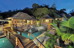 Constance Lémuria, the Seychelles Leading Hotel