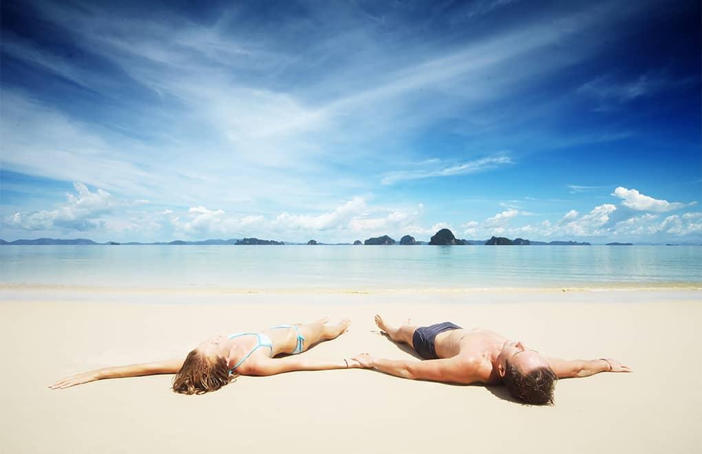 beach-side luxuries