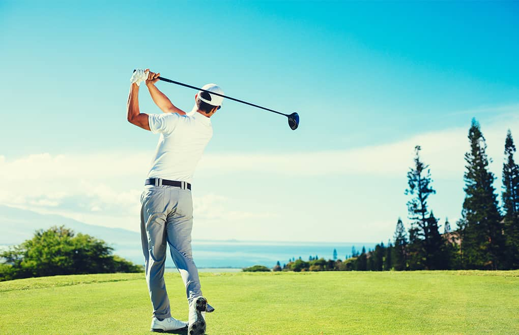 Image result for golfer swinging