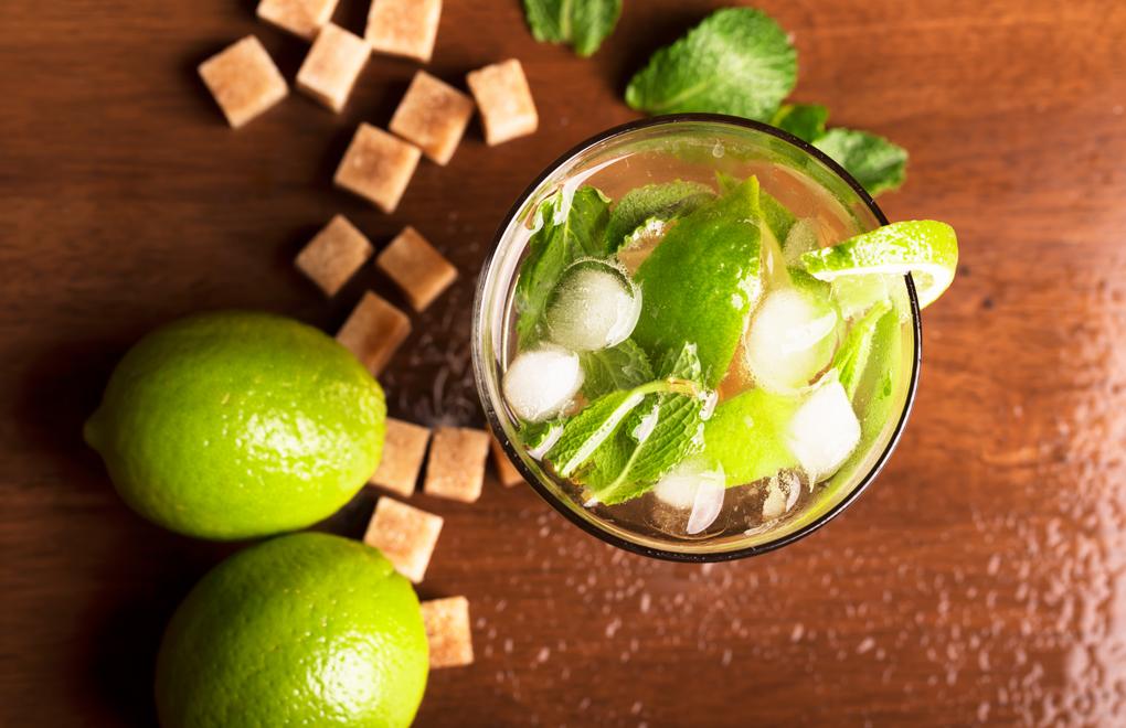 Rum cocktails