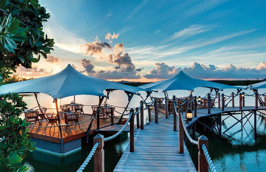 Barachois restaurant - Trip Advisor Travellers' Choice Hotels Awards