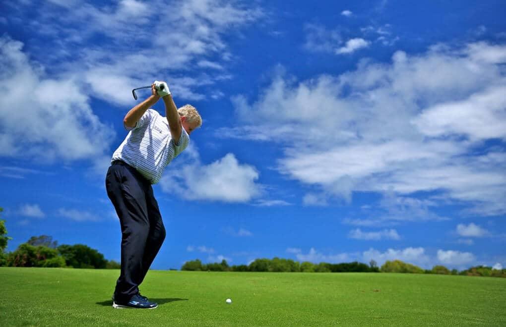 #MCB Golf: The Legends - Monty at MCB