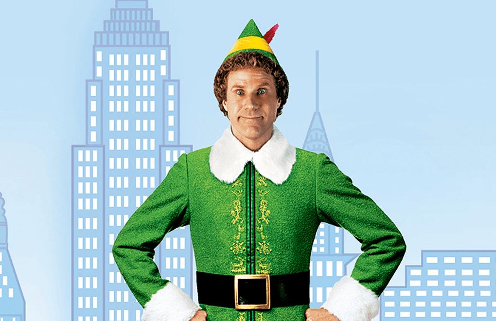Christmas movies: Elf