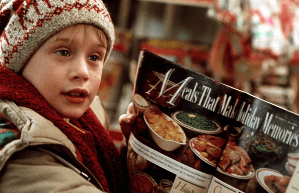 Christmas movies: Home Alone