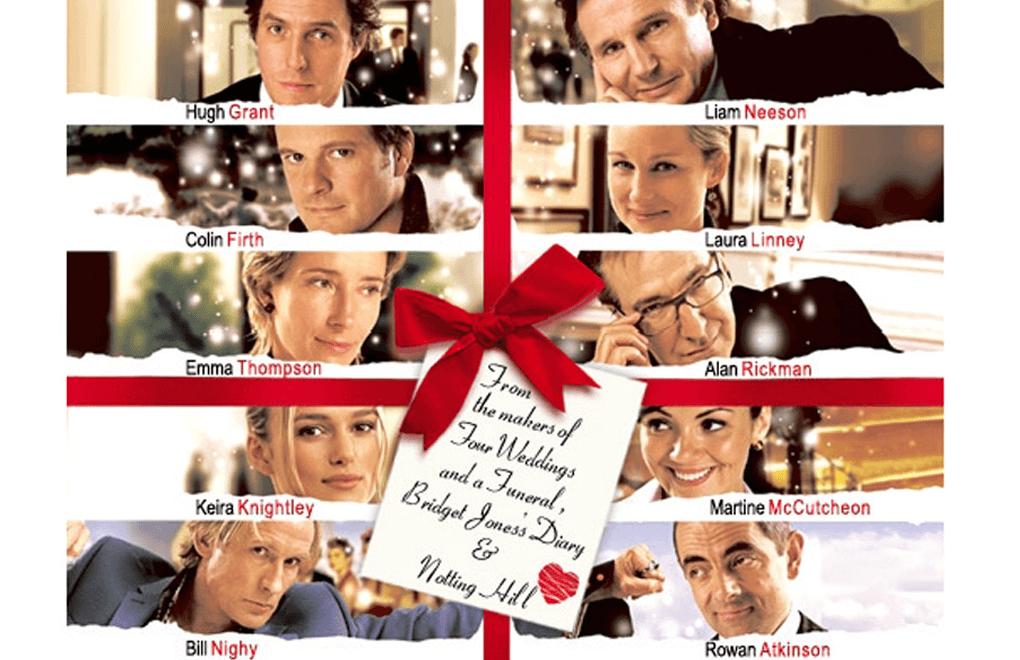 Christmas Movies: Love Actually