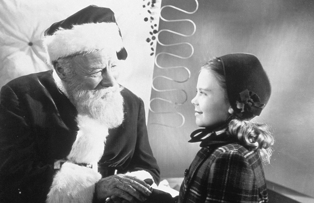 Christmas movies: Miracle on 34 st