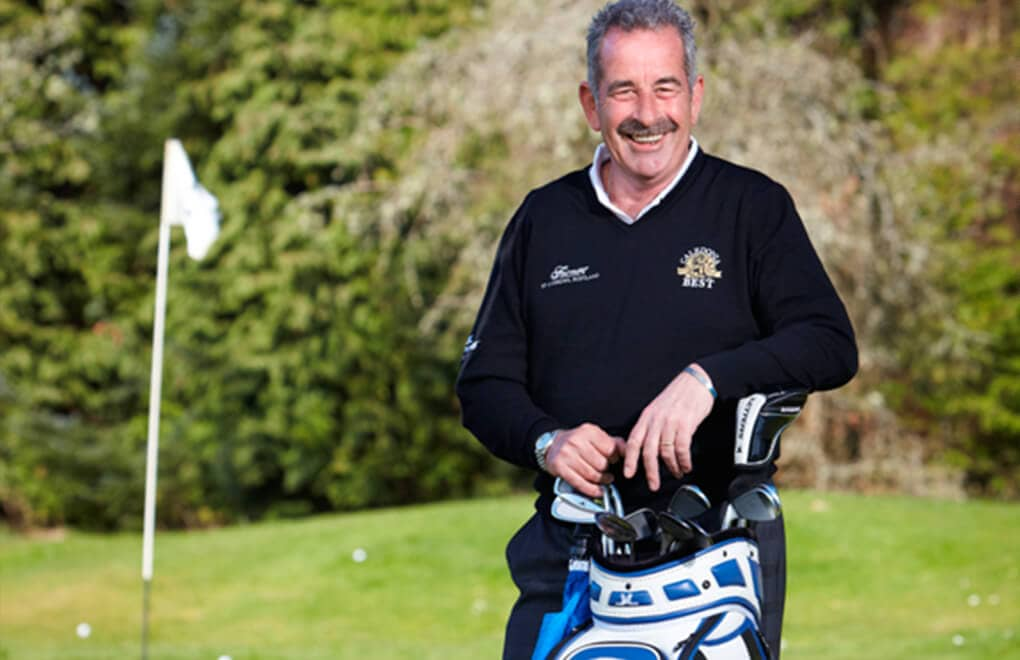 The Legend - Sam Torrance at MCB