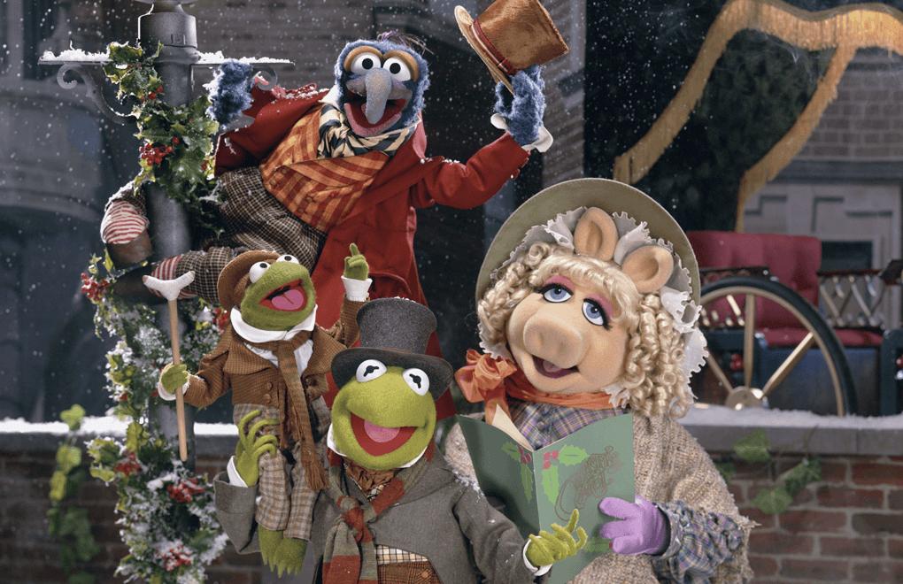 Christmas movies: The Muppets Christmas Carol