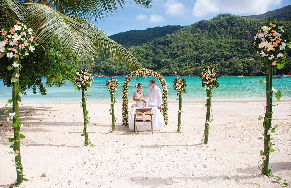 Gorgeous wedding destination
