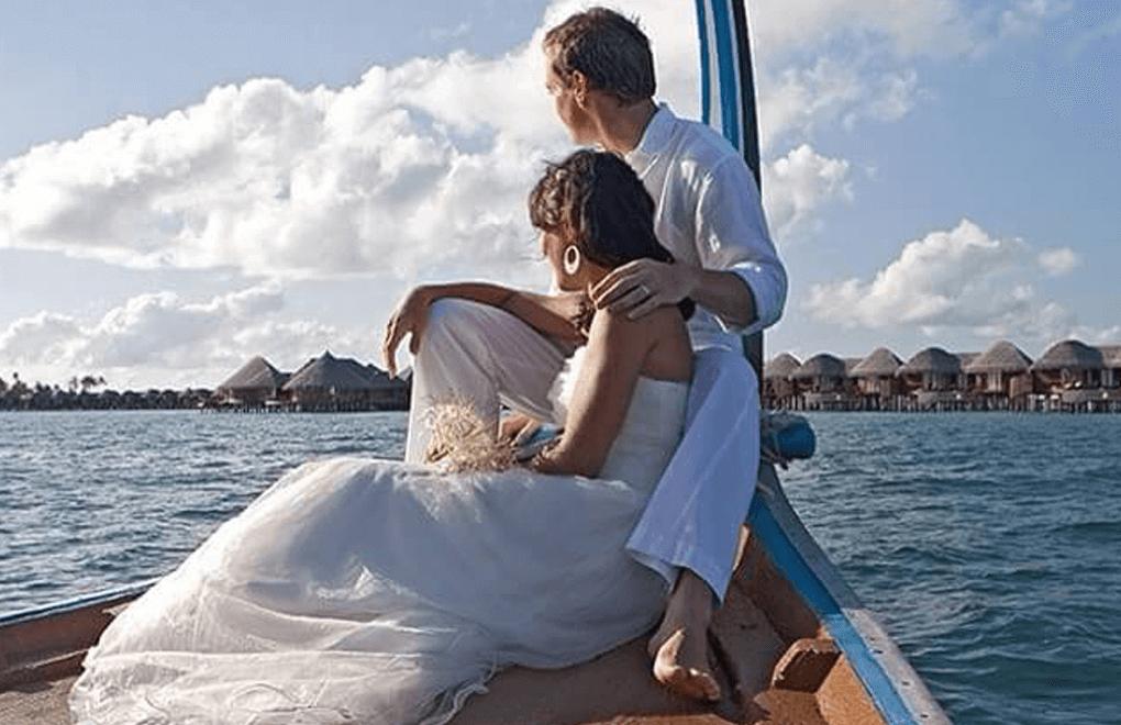 wedding instagram boat