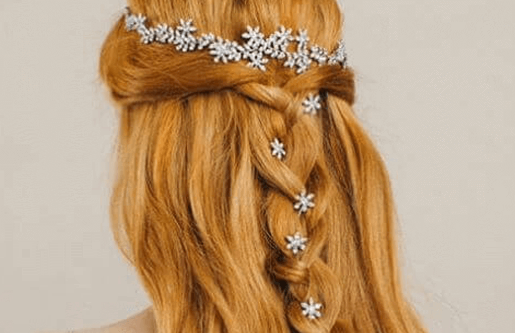 wedding instagram hair