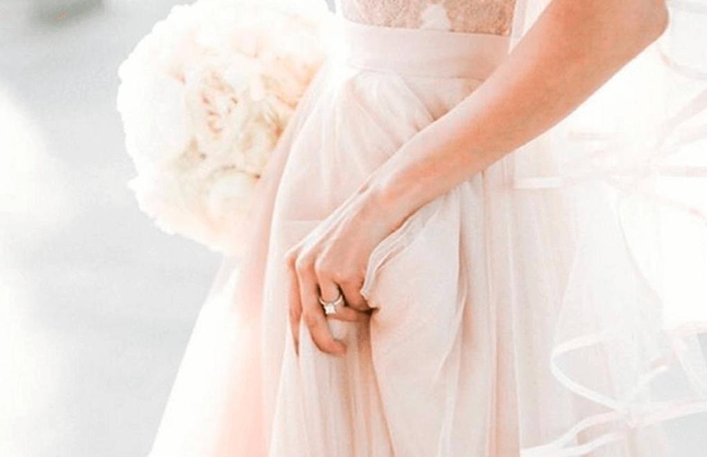 wedding dress instagram