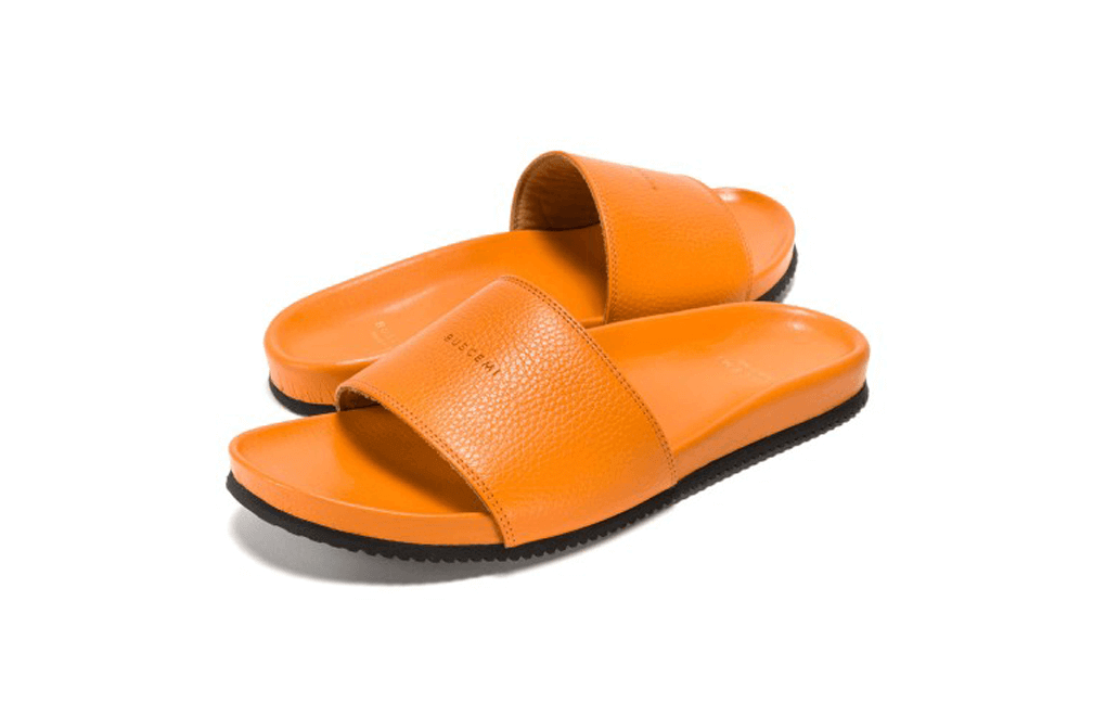 Beach style: Buscmemi pool slides